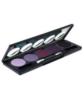 FLORMAR Тени для век Flormar Color Palette  Eye Shadow 14,8