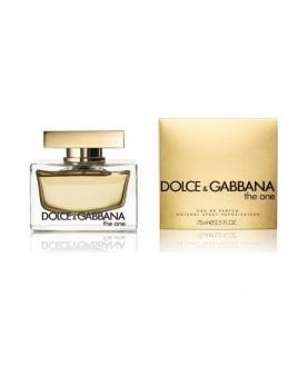DOLCE & GABBANA THE ONE парфюмированная вода 75 мл для женщин