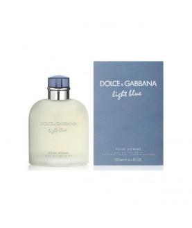 DOLCE & GABBANA LIGHT BLUE туалетная вода  125 мл для мужчин