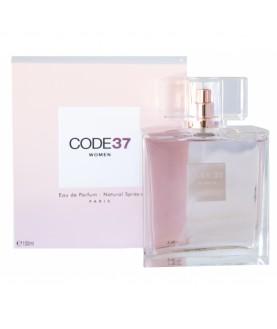 GEPARLYS CODE 37 парфюмированная вода 100мл для женщин