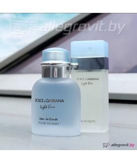 DOLCE & GABBANA LIGHT BLUE туалетная вода 50 мл для женщин _128,0