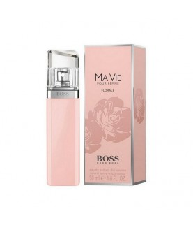 BOSS MA VIE FLORALE парфюмированная вода 75 мл для женщин