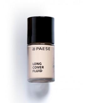 PAESE Тональный крем с кремовой текстурой и  защитой SPF 6 Long cover 30мл 22,5