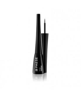 PAESE Подводка для глаз с тонкой кисточкой (черный) Liquid eyeliner  4,5 мл.  24,0