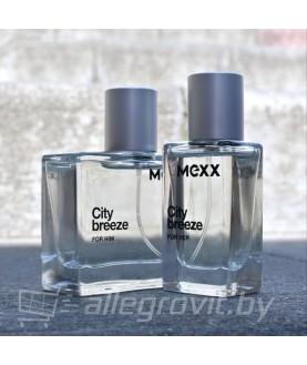 MEXX CITY BREEZE туалетная вода 50 мл для мужчин _49,5