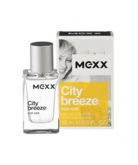 MEXX CITY BREEZE туалетная вода 15 мл для женщин