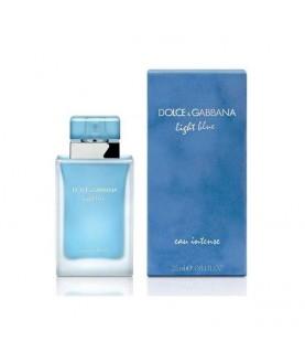 DOLCE & GABBANA LIGHT BLUE EAU INTENSE парфюмированная вода 100 мл для женщин