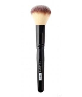 RELOUIS Кисть косметическая №1для пудры  RELOUIS PRO Powder Brush  12,5
