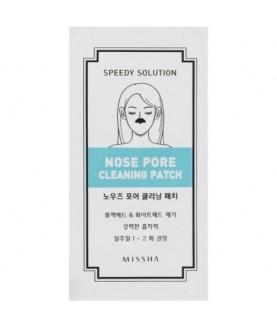 MISSHA Маска-патч для носаSpeedy Solution Nose Pore Cleaning Patch1 лист 3,0