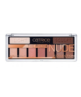 CATRICE Палетка теней для век The Fresh Nude Collection Eyeshadow Palette 14,0