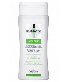 FARMONA Тоник для лица антибактериальный Dermacos Anti-Acne 150 мл 11,9