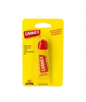 CARMEX Увлажняющий бальзам для губ Classic классический, туба в блистере, 10 г 12,9