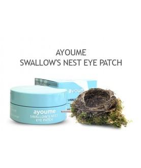 AYOUME Патчи для глаз подтягивающие с экстрактом ласточкиного гнезда SWALLOW'S NEST 39,5