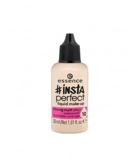 ESSENCE Основа тональная insta perfect liquid make up 30 мл 12,9