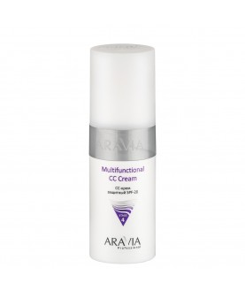 ARAVIA CC-крем защитный SPF-20 Multifunctional CC Cream, 150 мл 37,8