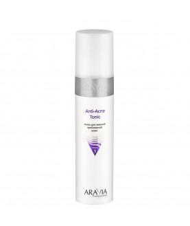 ARAVIA Тоник для жирной проблемной кожи Anti-Acne Tonic, 250 мл 26,5