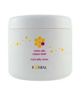 KAARAL Реконструирующая маска для волос с пчелиным  маточным молочком Royal Jelly cream 500мл 21,5