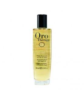 FANOLA Сыворотка для волос с аргановым маслом и золотом Oro Therapy 24k Oro Puro 100мл 38,8