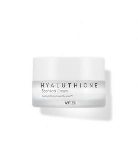 A'PIEU Увлажняющий крем для лица Hyaluthione Soonsoo Cream 50мл 35,5