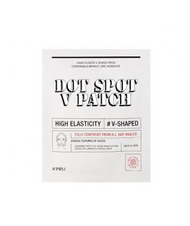 A'PIEU Патч для укрепления овала лица Dot Spot V Patch 8г 9,5