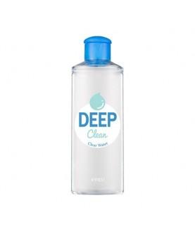 A'PIEU Мицеллярная вода для снятия макияжа Deep Clean Clear Water 165мл 18,5