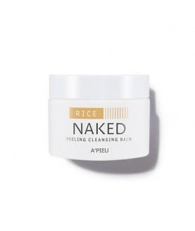 A'PIEU Очищающий бальзам-скраб для лица Naked Peeling Cleansing Balm (Rice)45г25,5
