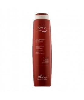 KAARAL Шампунь с гидролизатами шелка и кератином Colorcare BACO 300 мл 27,3