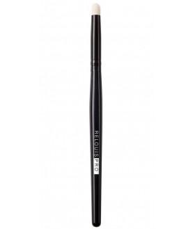 RELOUIS Кисть косметическая №10 малая растушевочная для теней RELOUIS PRO Blending Brush S 4,4