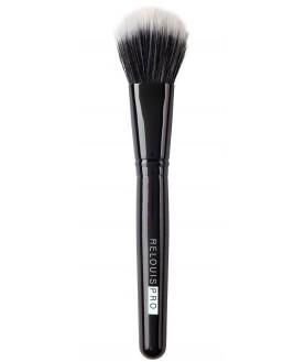RELOUIS Кисть косметическая №11 дуофибра RELOUIS PRO Duo Fiber Brush 12,2