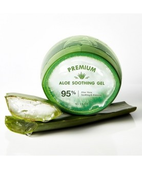 MISSHA Гель для тела Premium Aloe Soothing Gel 19,5
