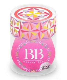 BEAUTY BAR Спонж для макияжа `Beauty Bar`. Цвет Фуксия 15,9