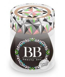 BEAUTY BAR Спонж для макияжа `Beauty Bar`. Цвет Черный 15,9