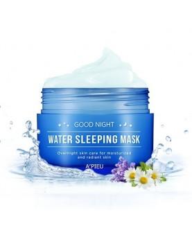 A'PIEU Ночная увлажняющая маска для лица A'PIEU Good Night Water Sleeping Mask 24,5