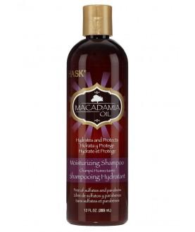 HASK Увлажняющий шампунь с маслом Макадамии  355 мл 22,4