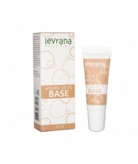 LEVRANA Бальзам для губ BASE, 10 мл 6,7