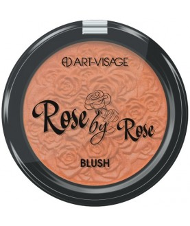ART-VISAGE Румяна компактные `Mineral Blush` Rose by Rose 11,3