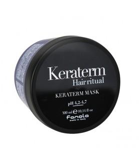 FANOLA Маска для выпрямленных и химически поврежденных волос Keraterm Hair ritual  1000мл 36,5