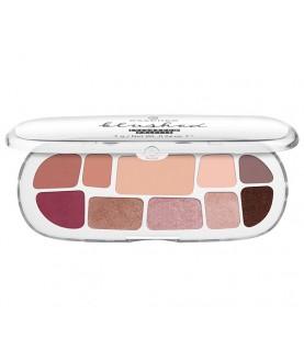 ESSENCE Палетка теней для век blushed eyeshadow palette 7гр  11,8
