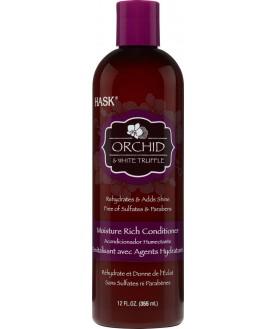 HASK Кондиционер для ультра-увлажнения волос с эксктрактом орхидеи и маслом белого трюфеля  23,4