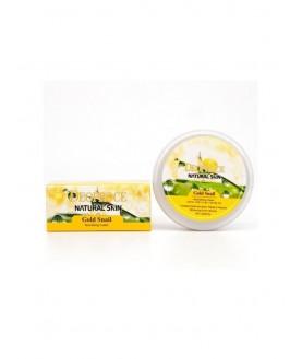 DEOPROCE Питательный Крем для лица с улит. муцином от морщин Золотая Улитка 100 мл 16,3