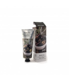 FARMSTAY Крем д/рук `Олива` Visible Difference Hand Cream Olive 100 мл 5,5