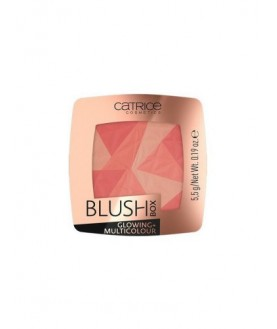 CATRICE Румяна Blush Box Glowing + Multicolour  5,5 г 11,5