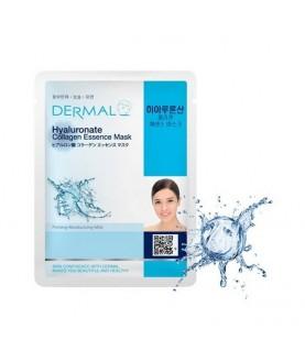DERMAL Маска для лица Морская вода и коллаген/Aqua Collagen Essence Mask, 23г 2,9