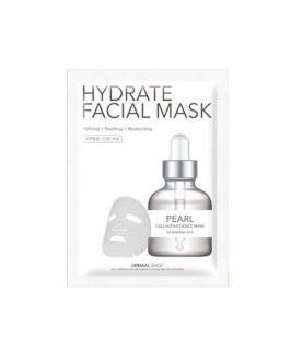 DERMAL SHOP Маска для лица активное увлажнение Жемчуг /Pearl Hydrate Facial Mask, 25г 4,9