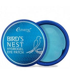 ESTHETIC HOUSE Гидрогелевые патчи для глаз ЛАСТОЧКИНО ГНЕЗДО BIRD'S NEST HYDROGEL EYEPATC 60 шт 49,5