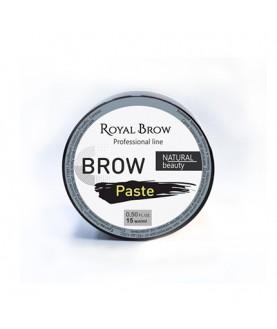 Royal Brow Контурная паста для бровей Royal Brow Brow Paste, 15 мл 12,0