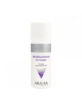 ARAVIA CC-крем защитный SPF-20 Multifunctional CC Cream, 50 мл 20,4