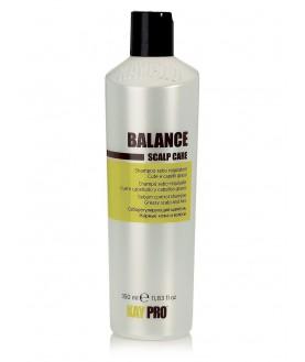 KAYPRO Себорегулирующий шампунь для жирной кожи и волос SCALP CARE BALANCE 350 мл 21,8