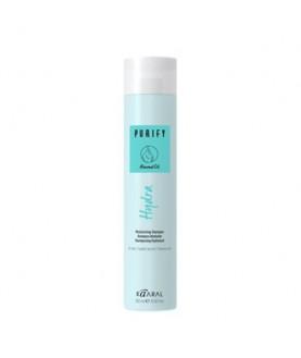 KAARAL  Увлажняющий шампунь для сухих волос PURIFY HYDRA 300 мл 16,3