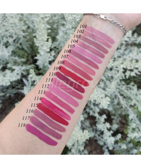 LUXVISAGE ® Жидкая матовая помада LUXVISAGE Matt Tattoo Liquid Lipstick No Transfer 12H 5,7